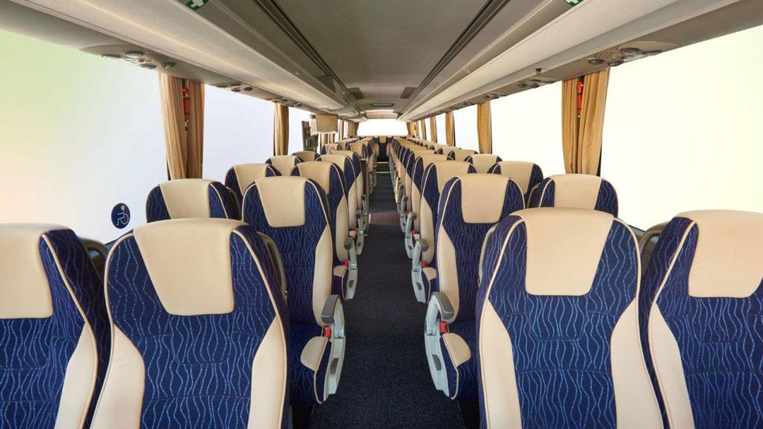 VDL Futura FHD2 turistinis autobusas