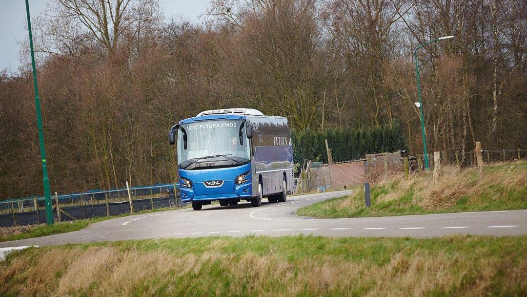 VDL Futura FMD2 autobusas