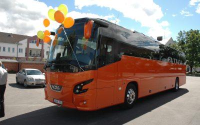 """Naujas VDL FUTURA FMD2 pristatytas UAB """"Mažeikių autobusų parkui"""""""